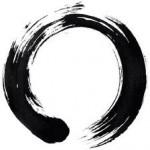 An enso circle