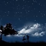 Dancing under stars stockfreeimages.com